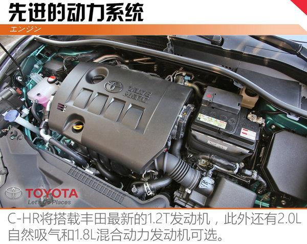 """注意!这是一辆""""假""""丰田 丰田C-HR解析-图12"""
