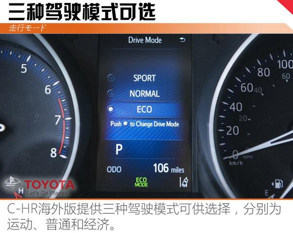 """注意!这是一辆""""假""""丰田 丰田C-HR解析-图4"""