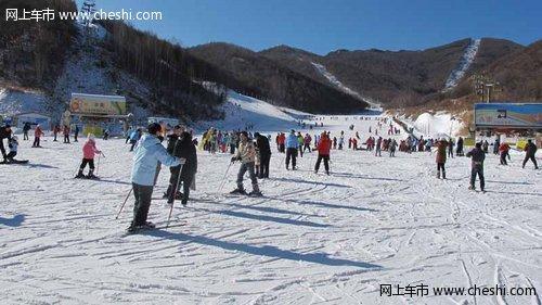 美林谷滑雪赛—赤峰斯巴鲁冬季自驾游!