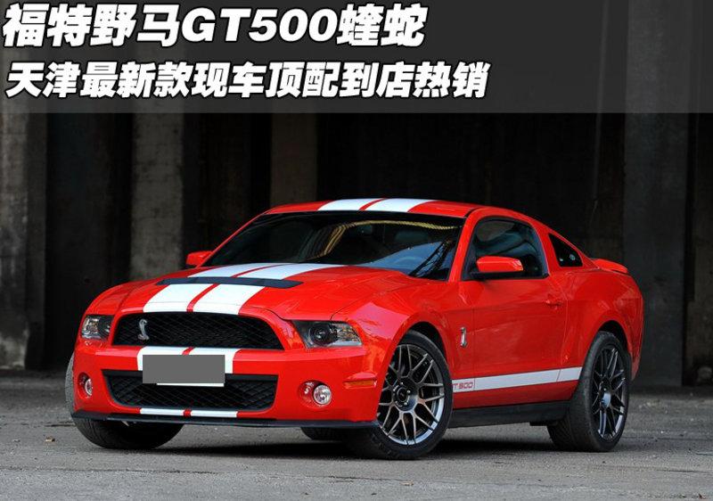 最新款福特野马GT500蝰蛇 天津现车优惠 图片浏览高清图片