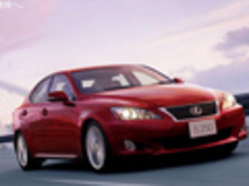 海口雷克萨斯is250车系最高优惠2万元 图片浏览高清图片