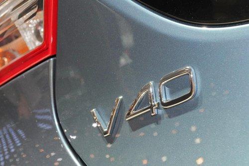 日内瓦首发 沃尔沃V40 2.5T引擎配双离合
