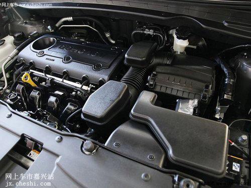 嘉兴 现代金腾4S店 ix35