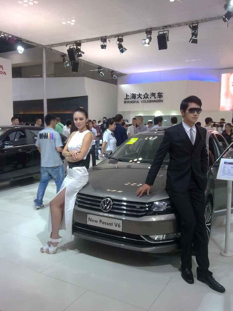 上海大众亮相重庆车展 优惠政策更诱人 图片浏览 -上海大众亮相重庆车...图片 81844 640x854