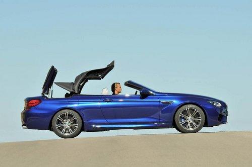 宝马2013款M6轿跑/敞篷上市 售价约73万 -7