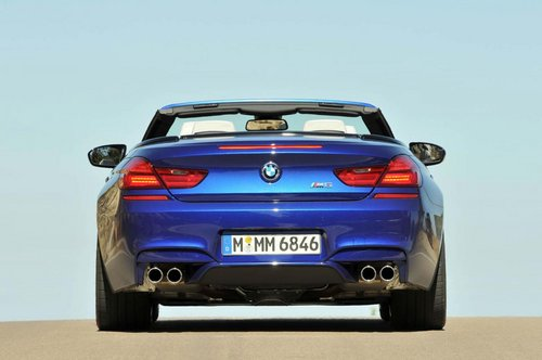宝马2013款M6轿跑/敞篷上市 售价约73万 -8