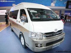 进口丰田海狮13座  天津现车仅售40.5万 -3