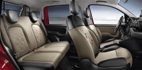 2012款菲亚特熊猫亮相 1.2升引擎/售7万
