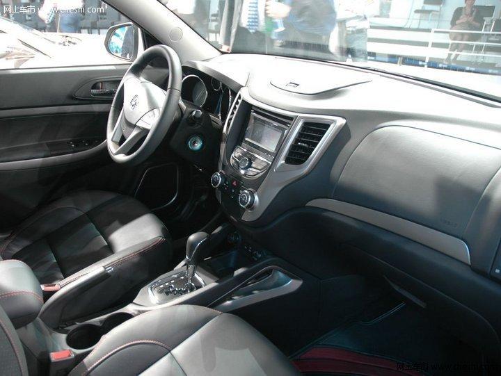 长安汽车首款SUV车型CS35 或7月份上市高清图片