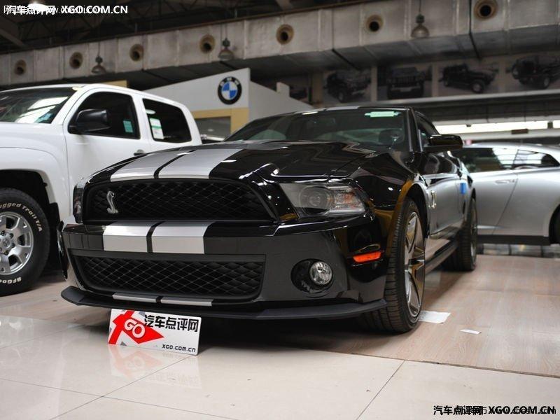 福特野马GT500蝰蛇 天津黑色车仅此一台 图片浏览高清图片