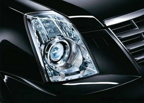 凯迪拉克造成工艺了.为了最大限度延长底盘寿命、维持车辆的高清图片