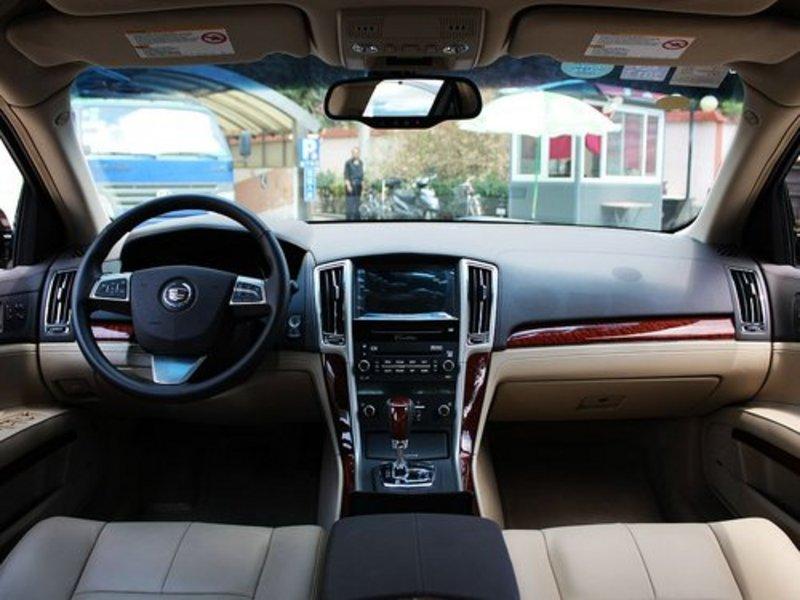 凯迪拉克SLS赛威3.0L车型最高优惠10万 图片浏览高清图片