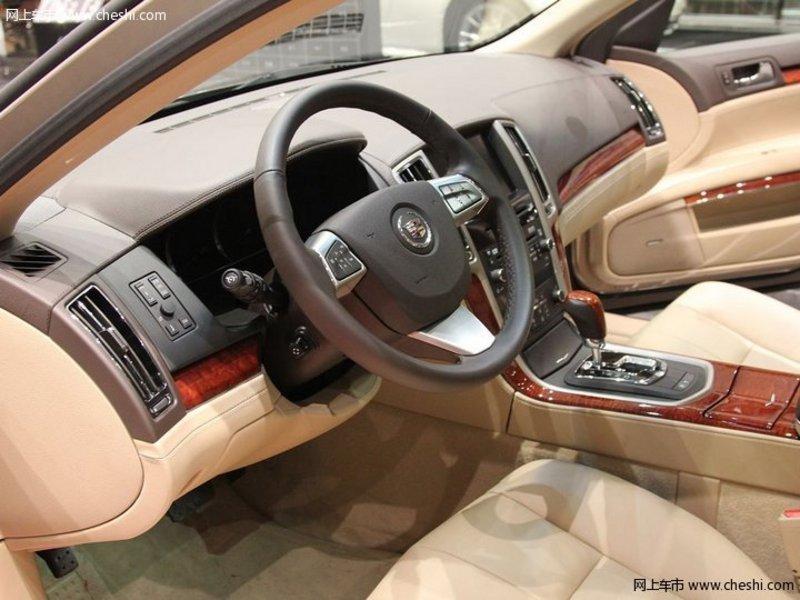 凯迪拉克SLS赛威 3.0L车型现金直降10万 图片浏览高清图片