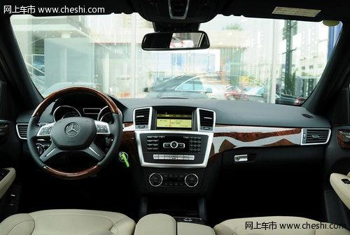 奔驰ML350新款 天津现车尊享周末特惠价