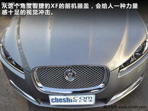 英皇经典 捷豹XF网上车市到店实拍高清图片