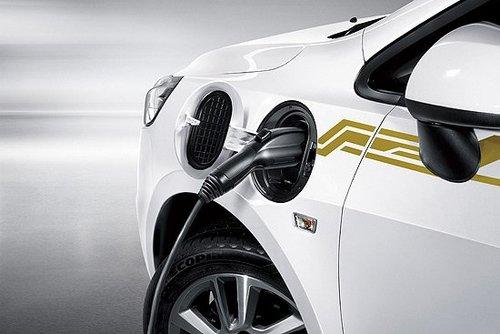 上海GM首款电动车 定名SPRINGO广州首发