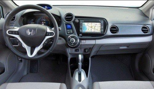 本田混合动力车型Insight广州车展上市高清图片
