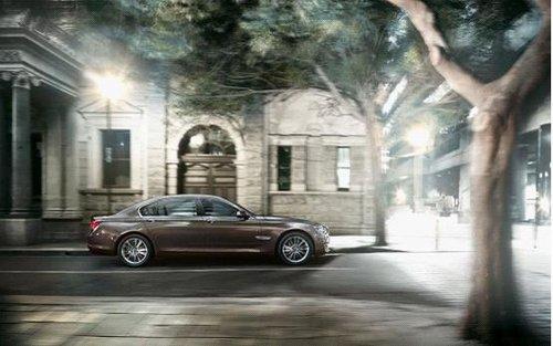 BMW 7系车荣膺豪华车细分市场最佳车型