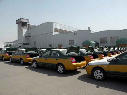 车企引领地区车型 各地出租车车型一览