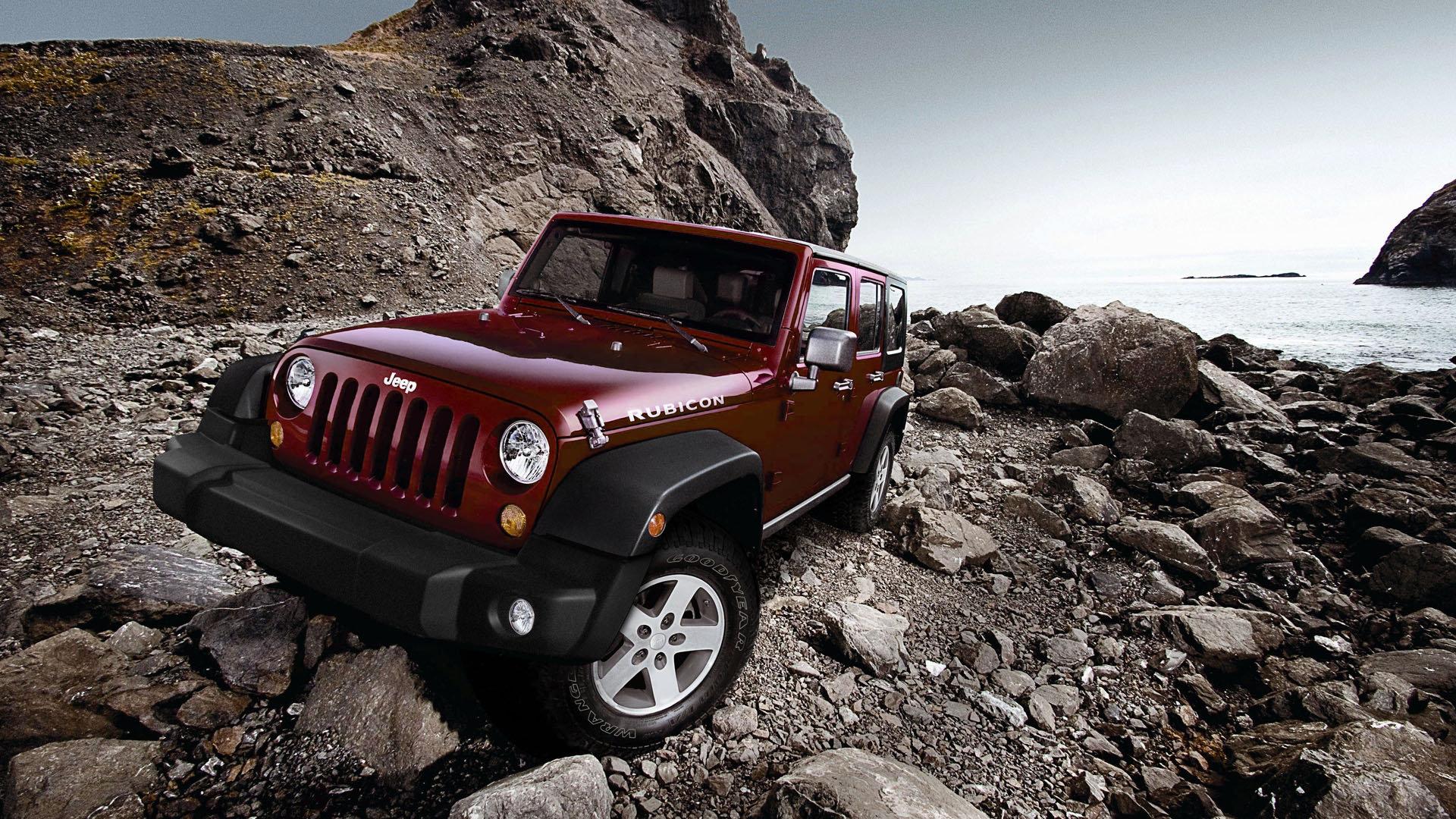吉普牧马人 敞篷 jeep
