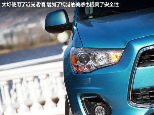渐行又渐近 试驾广汽三菱ASX新劲炫2.0L