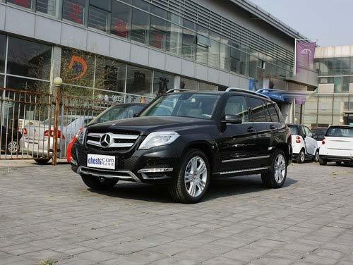 奔驰glk300报价 2013款颜色齐全优惠5万高清图片