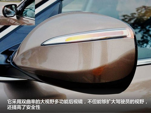 北京现代试驾全新胜达衡阳大利到店实拍