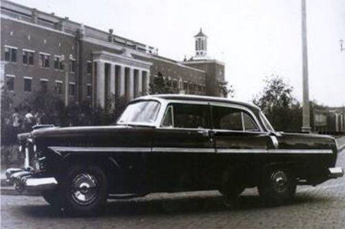 图11第一辆红旗轿车-经典传承 说说红旗的那些事儿高清图片
