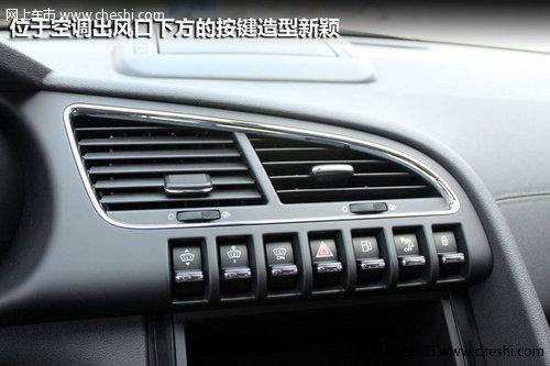SUV 东风标致3008东莞到店实拍高清图片