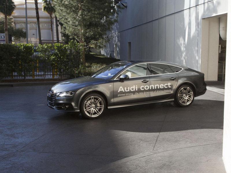 无人驾驶3年内量产 换代奥迪a8成先行者 图片浏览高清图片