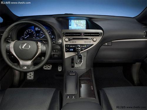 长春雷克萨斯RX350典雅版优惠3.7万元
