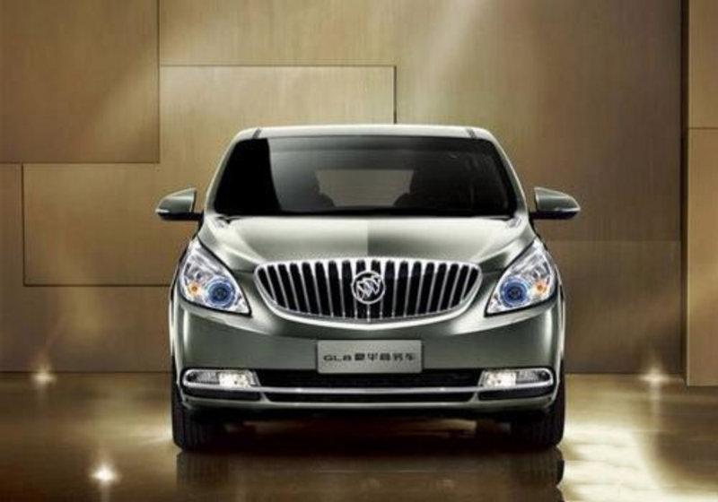 2013款别克GL8新车上市 售价28.99万起