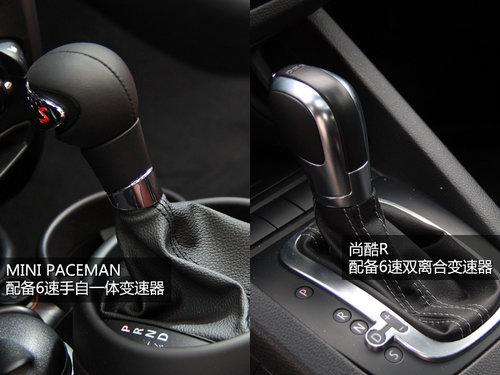 近价之选 MINI PACEMAN/大众尚酷R选购