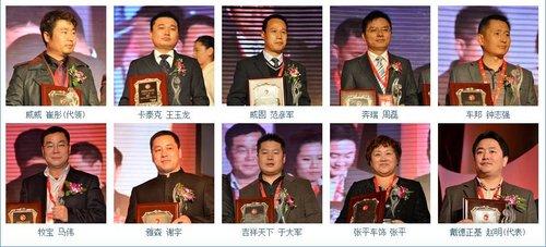 慧聪汽车用品网 2012汽车用品十大品牌