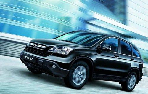 挑战经济越野车 几款节油SUV车型导购!