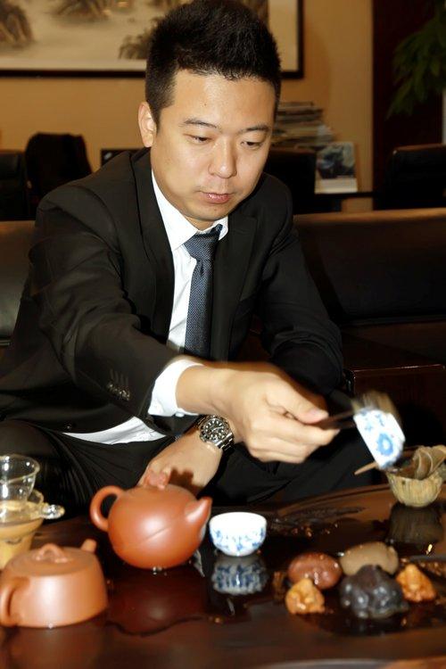 至上超越的路虎 访惠通陆华总经理邱磊