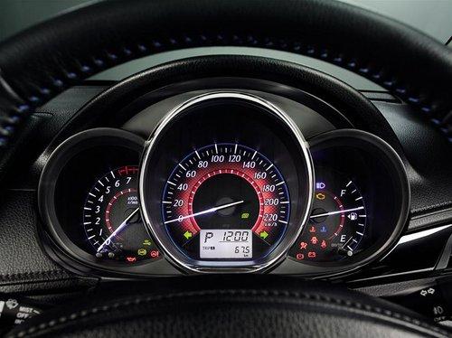 丰田新威驰三厢官图 1.5L引擎 年底上市高清图片
