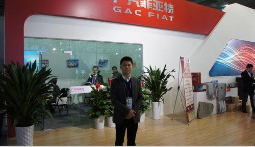 宁波滕峰菲亚特总经理樊涛专访