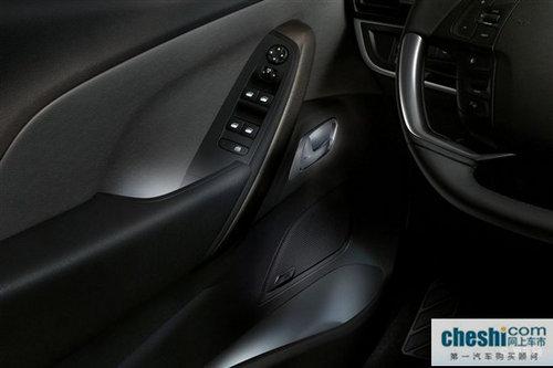 雪铁龙新款C4毕加索官图发布或引入国内