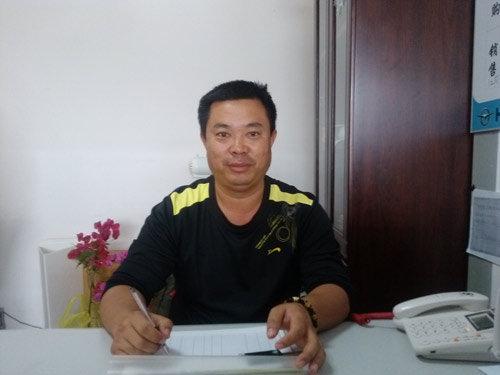 专访红河兴运总经理 海马M3将倍增信心