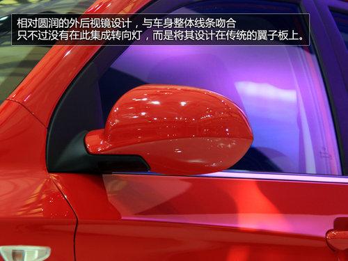 紧凑级家轿新势力 广汽传祺GA3实拍解析