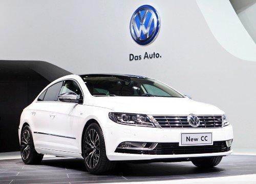 首发7款车型 大众汽车出击2013上海车展