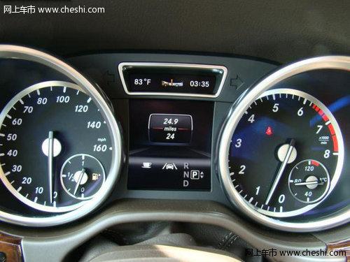 新款奔驰GL550 黑棕现车配置全震撼促销