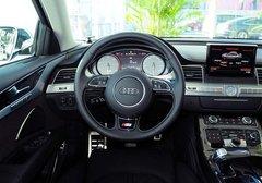 奥迪S8新款现车到店  可无抵押分期付款