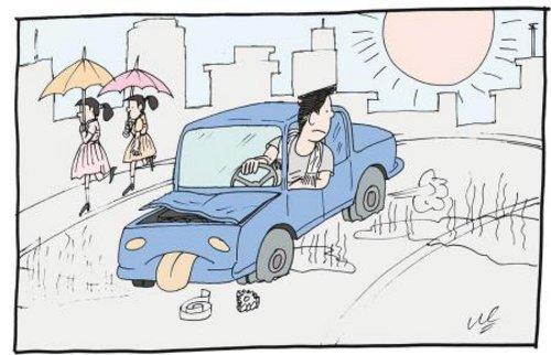 夏季安全行车特别注意注意事项