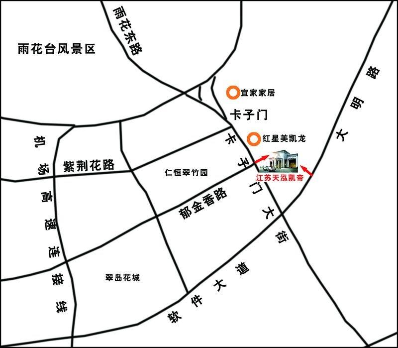 凯迪拉克最新标准店 天泓凯帝卡子门店 图片浏览 高清图片