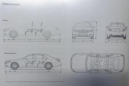 2种轴距/3种动力 全新奔驰S级亮点解析