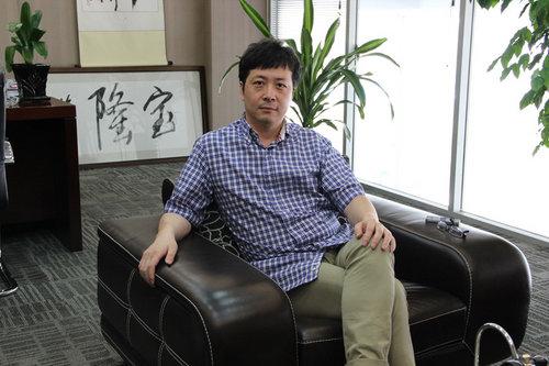 瑞安宝隆总经理陈贤卓:青春是一场修行