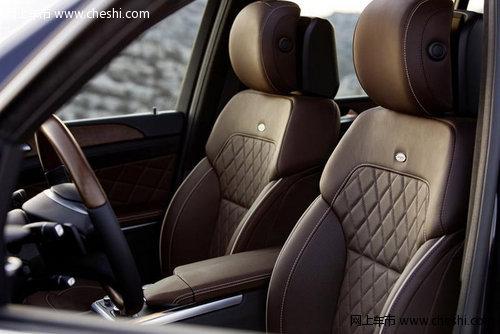 新款奔驰GL350抢购 六月现车促销价97万
