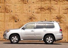 雷克萨斯LX570 天津港现车仅157万促销